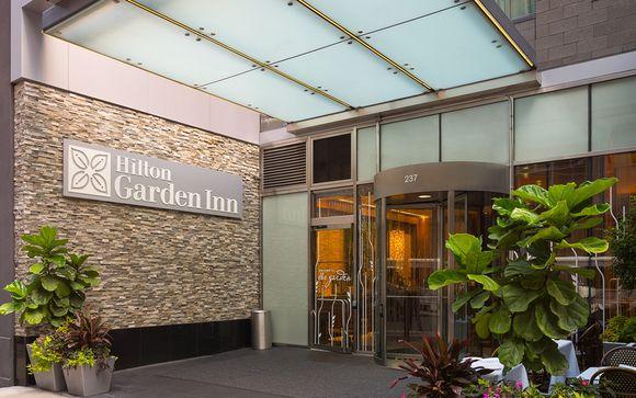 Optional Hilton Garden Inn Central Park South 4*
