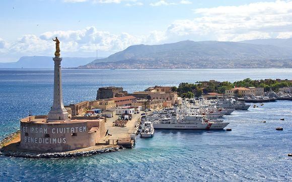 Modern Sicilian Escape by the Coast