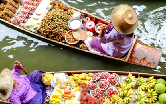 Your Optional Excursions in Bangkok