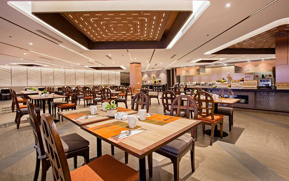 Bangsak Merlin Resort 4*