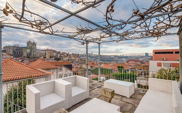 Boutique Apartment Stay in Stunning Porto