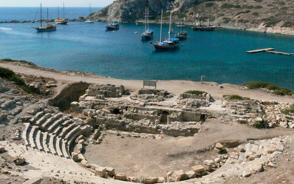 Bodrum - Dodecanese Islands Goulette Cruise & Optional