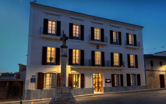 Ca'n Ribera Boutique Hotel 4*