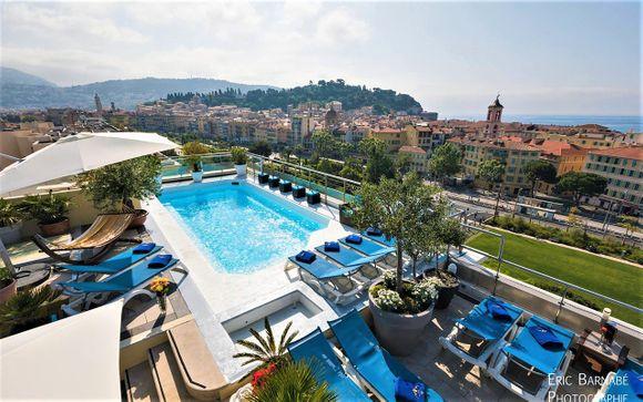 Idyllic Retreat on the French Riviera