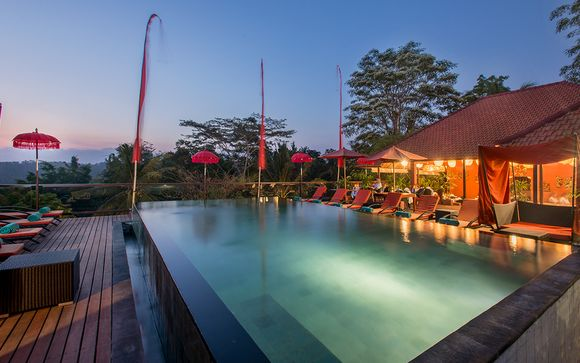 Jungle Retreat Ubud & The Sintesa Jimbaran 5*