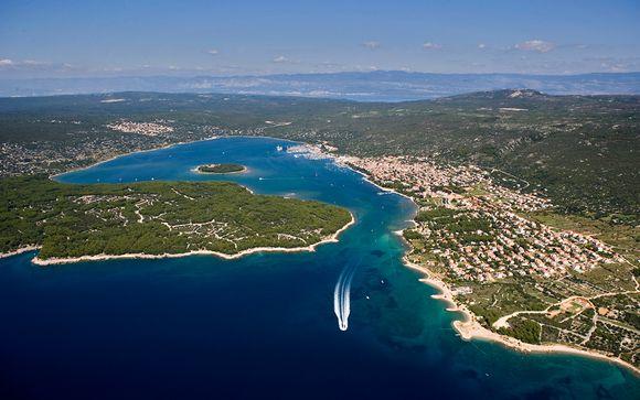 Hotel Amfora & Corinthia Baska Sunny Hotel by Valamar 3*