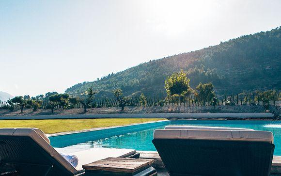 Secret Hideaway with Beautiful Mountain Views & Facilities