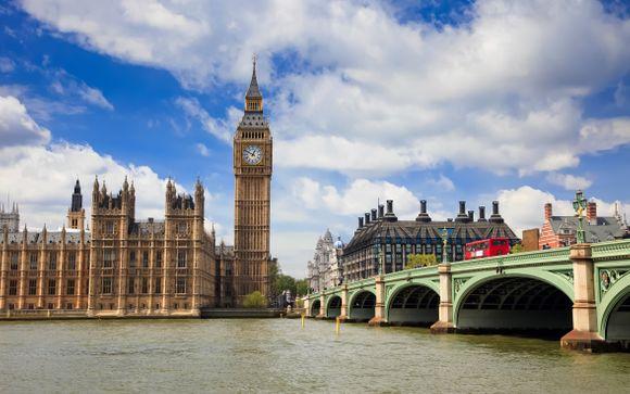 Novotel London West 4* & Thames River Cruise