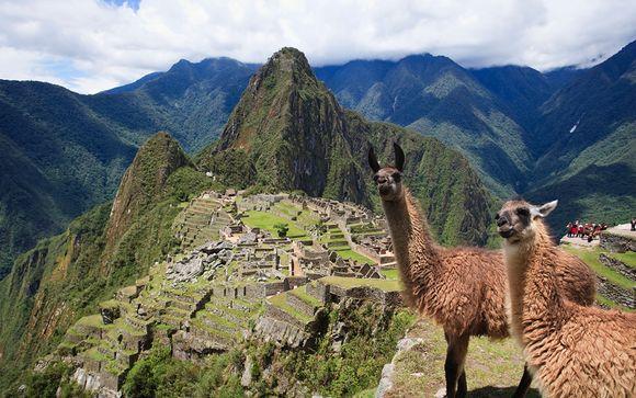 Peru Adventure 3/4*