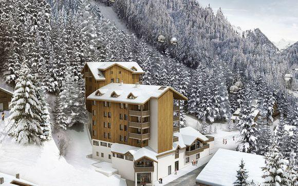 Hotel Club du Soleil Valfréjus 3*