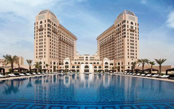 The St Regis Doha 5*
