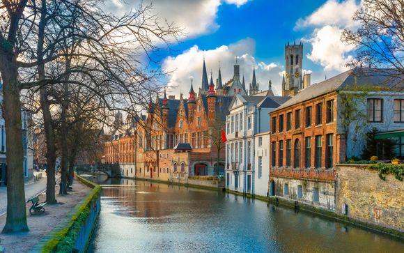 Eurostar Break to Medieval Bruges