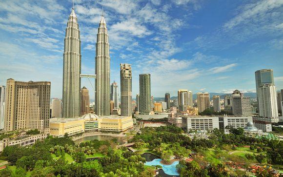 Optional Stopover in Kuala Lumpur