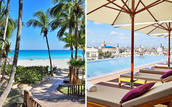 Gran Hotel Manzana Kempinski La Habana & Melia Las Americas 5*