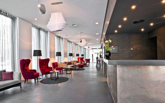 COSMO Hotel Berlin Mitte 4*