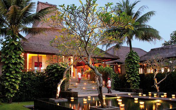 Maya Ubud Resort & Spa 5*