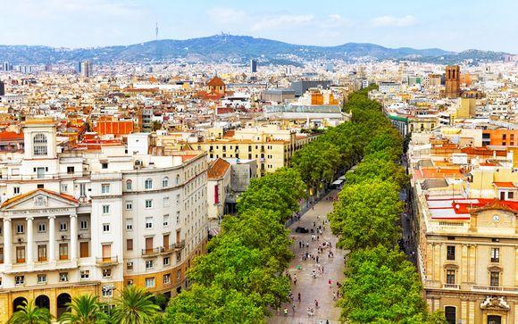 Destination...Barcelona, Sant Antoni