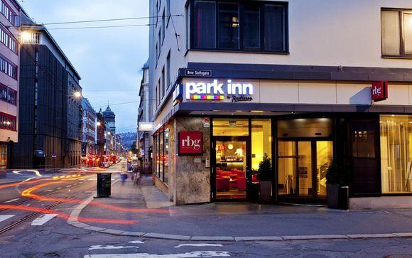Park Inn by Radisson Oslo 3*