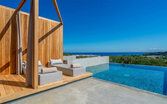 Adults Only Private Pool Suites
