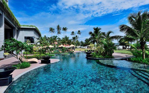 Weligama Bay Marriott Resort & Spa 5* & Optional Mini Sri Lanka Tour