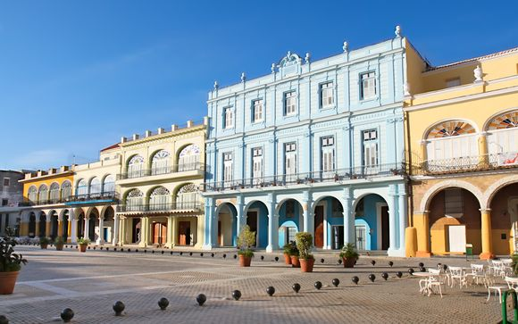 Your Itinerary - Havana to Cienfuegos (Itinerary 1)