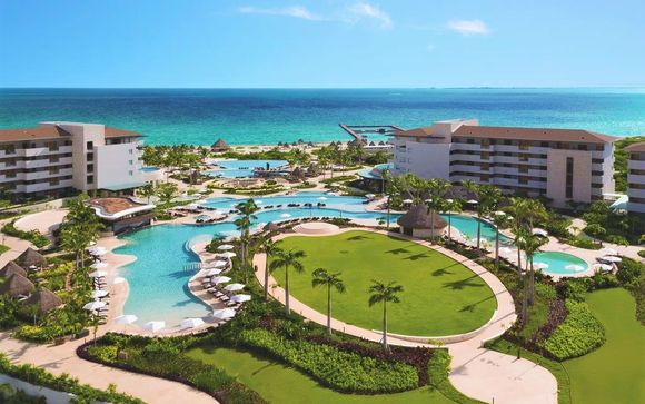 Dreams Playa Mujeres Golf & Spa Resort 5*