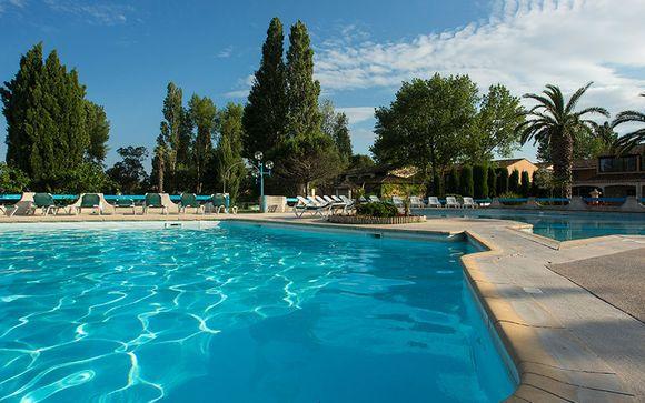 Hotel Club Residence les Amandiers