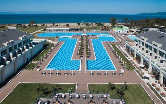 Korumar Ephesus Beach & Spa Resort 5*