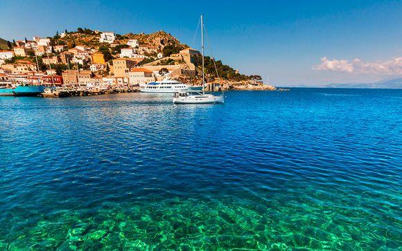 Mediterranean Catamaran Cruise