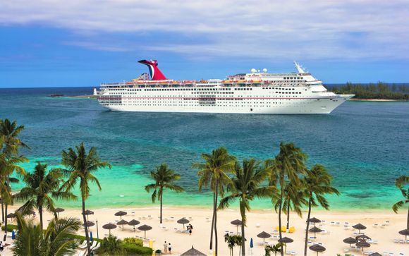 Infinity on the Beach 3* & Southern Caribbean Cruise