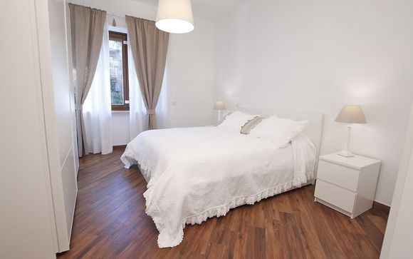 Apartment 1/ 1 Bedroom up to 4 Guests