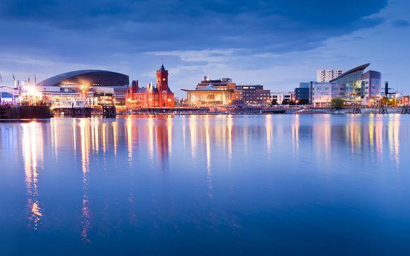 Destination...Cardiff