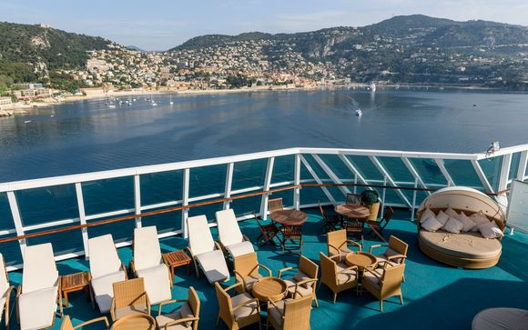 Incredible Cruise Through Iconic Destinations
