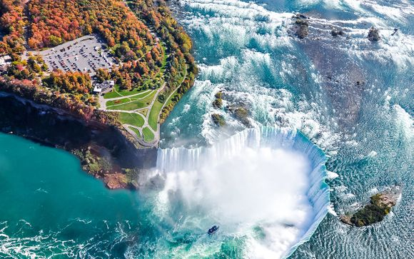 Iceland Niagara Falls New York City Tour 4 New York