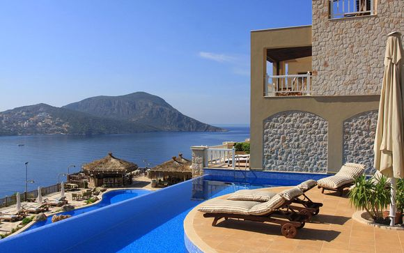 Boutique Resort on the Stunning Lycian Coast
