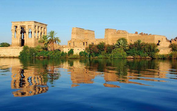 Nile Cruise & Seaside Stay at Sea Star Beau Rivage 4*