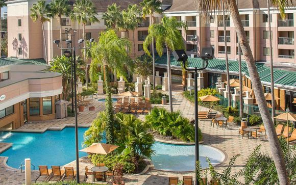 Courtyard by Marriott Lake Buena Vista - Orlando