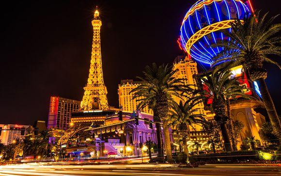 Newport Beach, Las Vegas & San Diego 4*