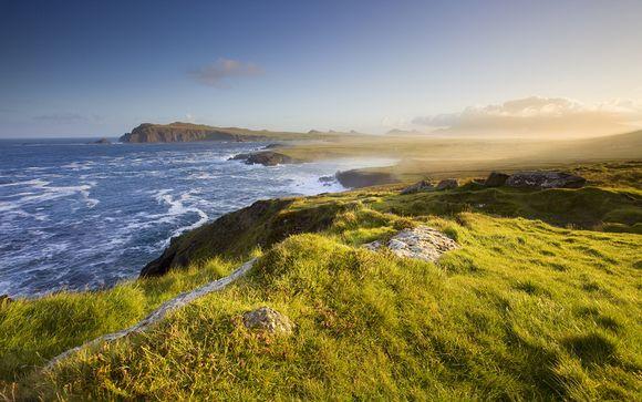 Timeless Beauty & Iconic Whiskey of the Emerald Isle