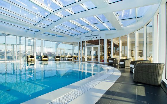 Luxury Hotel with Sublime Spa