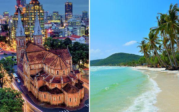 Ho Chi Minh City & Phu Quoc Beach Stay