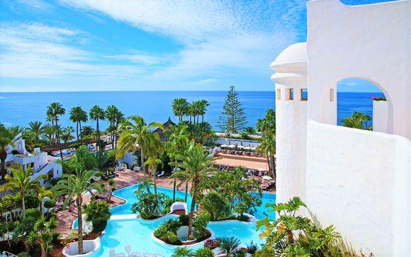 Hotel Jardín Tropical 4*