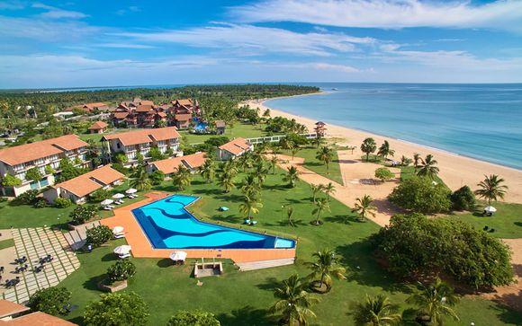 Your Beach Stay - The Calm Resort & Spa