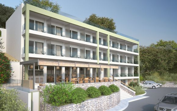 Eleals Hotel Corfu 4*