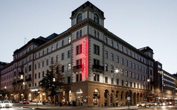 Scandic Grand Central Stockholm 4 *