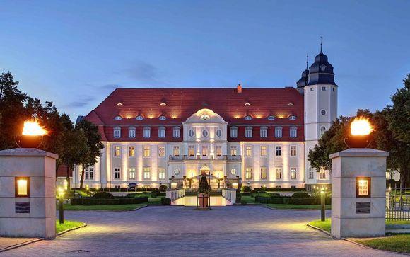 Schloss Hotel Fleesensee 5*