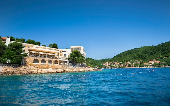 Reviews Grand Hotel Park Dubrovnik 4 Aminess Lume 4 Voyage Prive