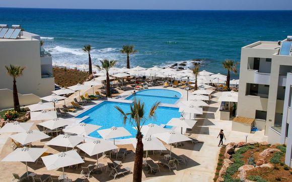 Ultra All Inclusive Beachfront Cretan Bliss