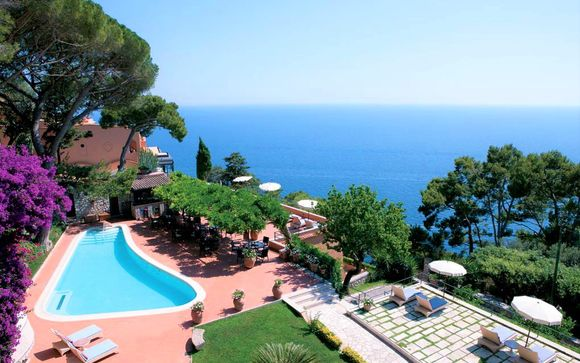 Luxury Collection: Breathtaking Jewel in the Bay of Naples