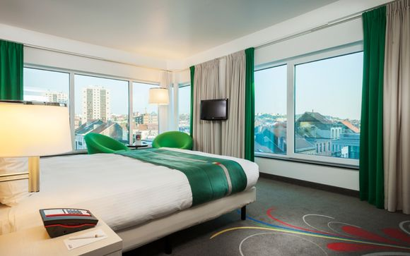 Park Inn by Radisson Brussels Midi 3*